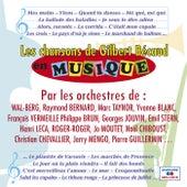 Les chansons de Gilbert Bécaud en musique by Various Artists