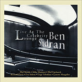 Live at the Celebrity Lounge by Ben Sidran