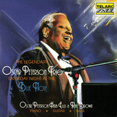 Saturday Night at the Blue Note by Oscar Peterson