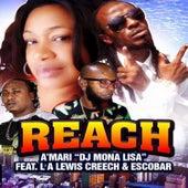 Reach (feat. Kreecha, LA Lewis & Escobar) [Club Mix] - Single by amari