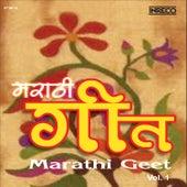 Martathi Geet, Vol. 1 by Various Artists