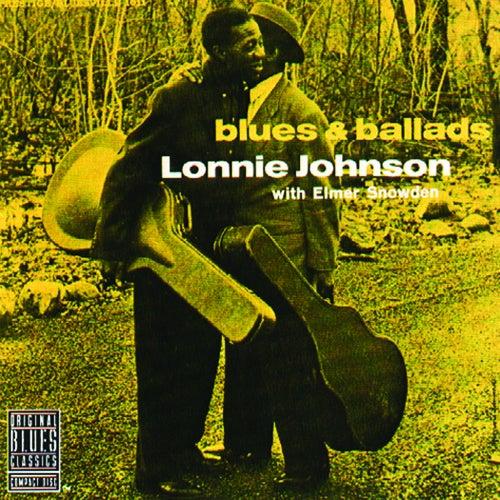 Blues & Ballads by Lonnie Johnson