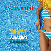 If You Want It (feat. Tony T., Alba Kras) by Alba Kras