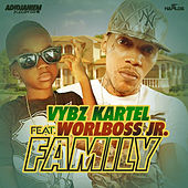 Family (feat. Worlboss Jr.) - Single by VYBZ Kartel