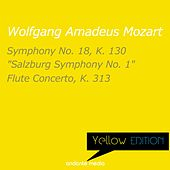 Yellow Edition - Mozart: Symphony No. 18, K. 130  &  Flute Concerto, K. 313 by Various Artists