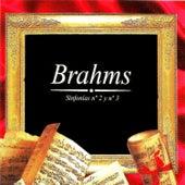 Brahms, Sinfonías nº 2 y nº 3 by Bamberg Philharmonic Orchestra