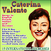 15 International Successes by Caterina Valente