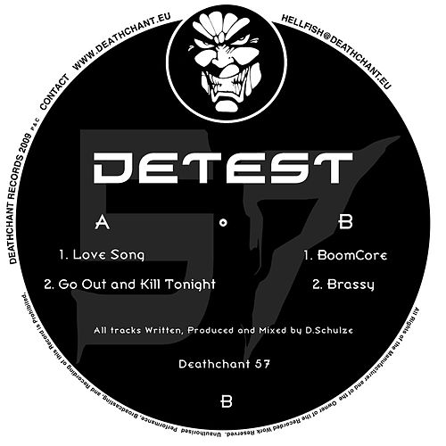 Love Song by Detest