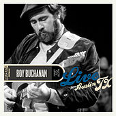 Live from Austin, TX von Roy Buchanan