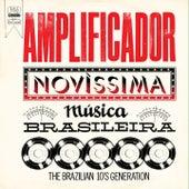 Amplificador (Novíssima Música Brasileira) by Various Artists