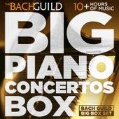 Big Piano Concertos Box by Various Artists
