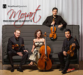 Mozart: Preussische Quartette by StradivariQuartet