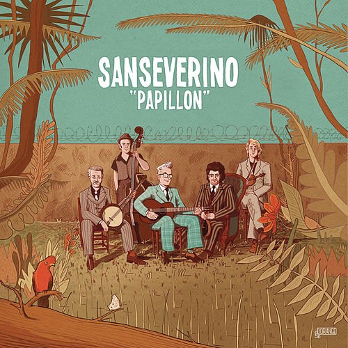 Papillon by Sanseverino
