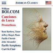 Bolcom: Canciones de Lorca & Prometheus (Live) by Various Artists
