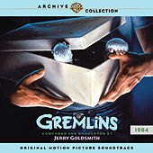 Gremlins: Original Motion Picture Soundtrack by Jerry Goldsmith
