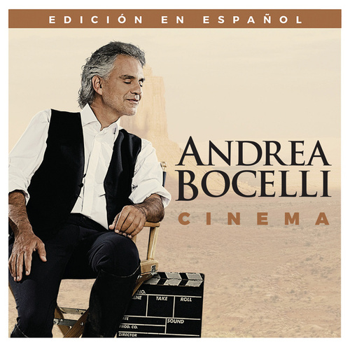 Cinema by Andrea Bocelli