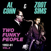 Two Funky People 1952-61, Vol. 2 by Various Artists
