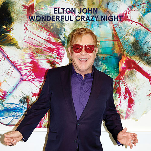 Looking Up by Elton John