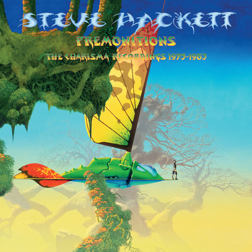 Premonitions – The Charisma Recordings 1975-1983 by Steve Hackett