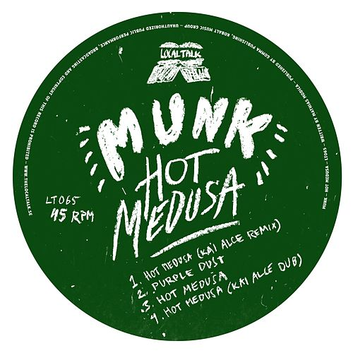 Hot Medusa by Munk