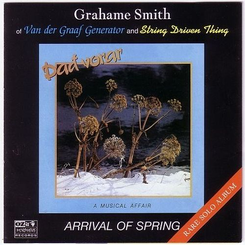 Arrival Of Spring by Grahame Smith