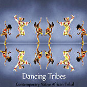Dancing Tribes Contemporary Native African Tribal by John T Keats