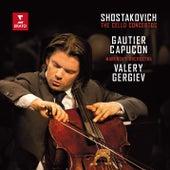 Shostakovich: Cello Concertos Nos 1 & 2 by Gautier Capuçon