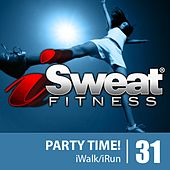 iSweat Fitness Music Vol. 31: Party Time! (135 BPM For Running, by Various Artists