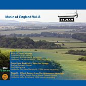 Music of England, Vol. 8 by Various Artists