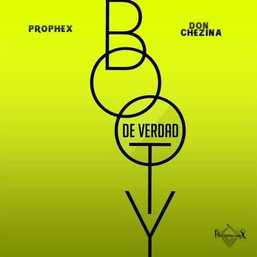 Booty de Verdad - Single by Prophex