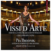 Vissi d'arte: Immortal Soprano Arias from Operas by Giaccomo Puccini by Pia Brodnik