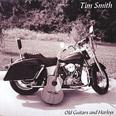 Old Guitars and Harleys by Tim Smith
