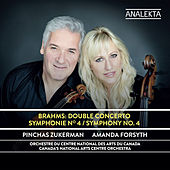 Brahms: Double Concerto - Symphony No. 4 by Robert Russell Bennett