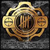 Digital Terror Records '5 Year Anniversary' Remix LP by Various Artists