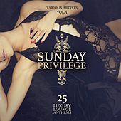Sunday Privilege, Vol. 5 (25 Luxury Lounge Anthems) by Various Artists
