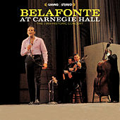 Harry Belafonte at Carnegie Hall. The 1959 Historic Concert by Harry Belafonte