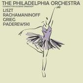 Liszt, Rachmaninoff, Grieg and Paderweski by Marinus Flipse