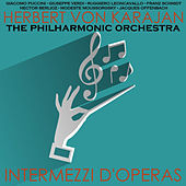 Intermezzi d' Opéras by Philharmonia Orchestra