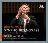 Beethoven: Symphonies Nos. 1 & 2 - Staud: Maniai - Mochizuki: Nirai by Symphonie-Orchester des Bayerischen Rundfunks