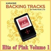 Karaoke Hits Pink, Vol. 1 by Paris Music