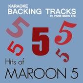 Karaoke Hits Maroon 5 by Paris Music