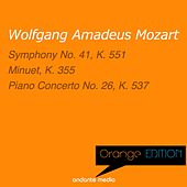Orange Edition - Mozart: Symphony No. 41, K. 551 & Piano Concerto No. 26, K. 537 by Various Artists