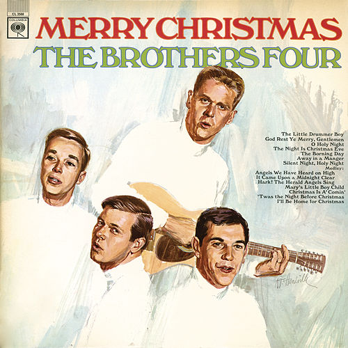 Merry Christmas (Expanded Edition) by The Brothers Four