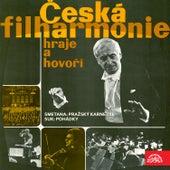 Česká filharmonie hraje a hovoří - B.Smetana: Pražský karneval - Suk: Pohádka by Václav Neumann