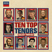 Ten Top Tenors von Various Artists