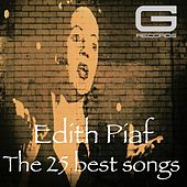 The 25 best songs von Edith Piaf
