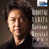 Hiroyuki Narita Baritone Recital 2012 by Tadayuki Kawahara