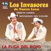 La Fuga del Rojo by Los Invasores De Nuevo Leon