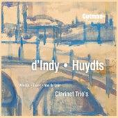 d'Indy - Huydts: Clarinet Trio's by Frank Van De Laar