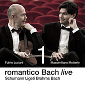 Romantico Bach Live Vol. 1 by Massimiliano Motterle